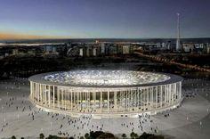 Stade brazilia de la coupe du monde 2014