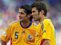 Christian Chivu with Adrian Mutu Just A Game, Wallpaper Gallery, Football Team, All About Time, Christian, Memories, Album, Couple Photos, Celebrities