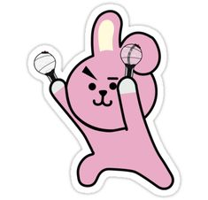 Pop Stickers, Tumblr Stickers, Printable Stickers, Bts Shirt, Girl Phone Cases, Journaling, Line Friends, Cute Cartoon Wallpapers, Aesthetic Stickers