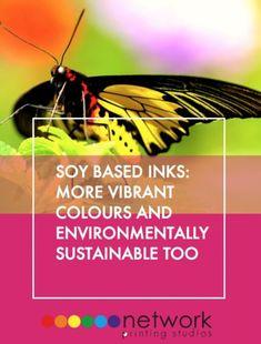 soy printing ink