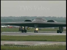 Northrop Grumman B-2 Spirit Mildenhall Air Fete 2000 Please Visit Our YouTube Channel For More Airshow Videos With Radio Coms http://www.youtube.com/user/waddingtonred1