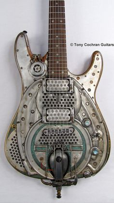 Goat electric guitar for sale Picture