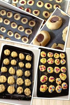 100 different biscuits Cream And Sugar, Biscuit Recipe, Kids Meals, Biscuits, Sweet Tooth, Muffin, Cooking Recipes, Homemade, Baking