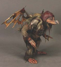 Goblin with Wings by Toby Froud