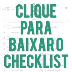 Desafio 30 dias de desapego - baixe o checklist