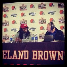 Browns Daily Live from Kent State University.