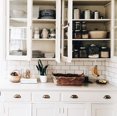 Install built-ins, storage is something all buyers look for