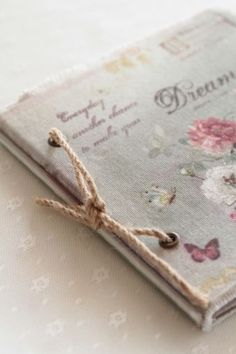 vintage diary - keep next to the bed