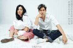Siwon và siêu mẫu Liu Wen