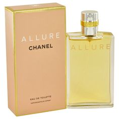Allure Perfume by Chanel, Created by the design house of chanel in 1996, allure is classified as a refreshing, oriental, floral fragrance. This feminine scent possesses a blend of soft sweet spices, o