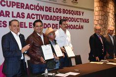 Michoacán es un estado privilegiado por el clima y la biodiversidad que posee, por eso es impostergable tomar medidas urgentes entre todos los poderes, niveles de gobierno y sociedad, para ...