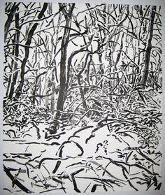 The Print Center Teaching Art, Natural World, Printmaking, Print Center, Emily Browning, Drawings, Nature, Artwork, Zen