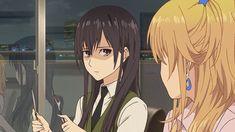 Yuzu y mei | Citrus Anime