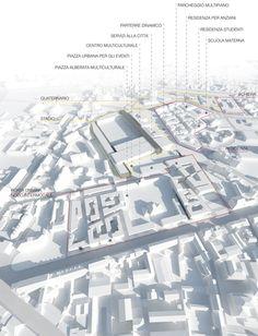 Cremona City Hub / great 3D context image