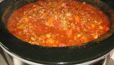Sauce à spaghetti consistante à la Sonia mijoteuse