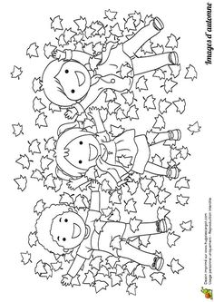 Adding Numbers With Pictures Fall Arts And Crafts, Autumn Crafts, Fall Crafts For Kids, Autumn Art, Diy For Kids, Fall Coloring Pages, Pattern Coloring Pages, Coloring Sheets For Kids, Adult Coloring Pages