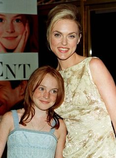 Elaine Hendrix as Meredith Blake in the Parent Trap Parent Trap Movie, Meredith Blake, Regina George, Movie Facts, Lindsay Lohan, Celebs, Celebrities, Hollywood Stars, Movie Stars