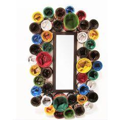 Spiegel Williston Forge Größe: 180 cm H x 100 cm B x 15 cm T Round Wall Mirror, Mirror Set, B 17, Recycled Mirrors, City Mirrors, Overmantle Mirror, Vintage Mirrors, Mirrors Wayfair, Dekoration