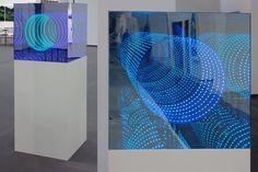 The LED Op Art Of Hans Kotter - 미디어 아트를 위한 공유 커뮤니티 메이크 프로세싱 (Makeprocessing) : e84f9ec400b598897729a281d6eda1e1.jpg