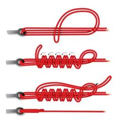 Double clinch knot improved