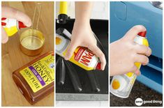 Cooking spray could be one of the most useful items in your kitchen cupboard! Check out these 13 brilliant and time-saving uses for a can of cooking spray.