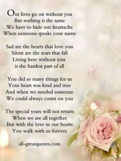living with grief Mother In Heaven, Dad In Heaven, Missing Mom In Heaven, Poems About Mothers Love, Missing Grandma Quotes, Birthday In Heaven Quotes, Heaven Birthday, Mother Poems, Birthday Poems