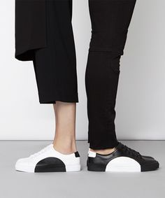They New York - New Fashion Sneakers, Minimalist | This artful new sneaker brand is sure to catch on among the fashion crowd. #refinery29 http://www.refinery29.com/2016/07/116385/they-new-york-sneaker-brand