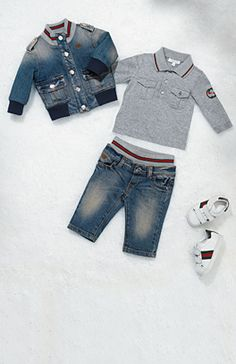 23cb3b38b Gucci Gucci Goo  The Italian Fashion House Launches Kids  Line ...