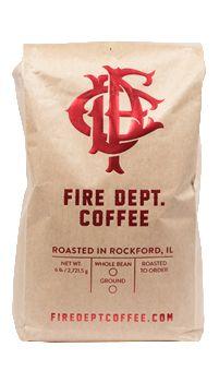 Fire Department Coffee - 6 Pound Bag - FireDeptCoffee.com