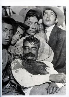 Muerte de Emiliano Zapata