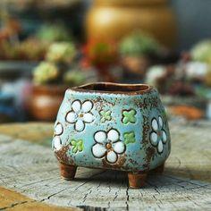 Pottery Mugs, Ceramic Pottery, Ceramic Art, Clay Crafts, Clay Projects, Ceramics Projects, Diy Clay, Pottery Handbuilding, Handmade Jewelry Box