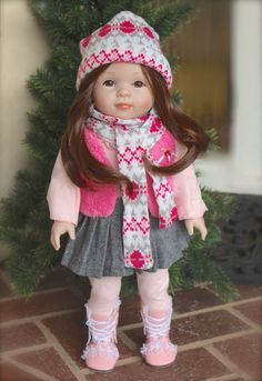 Harmony Club 18 inch Dolls, American Girl Doll Clothes