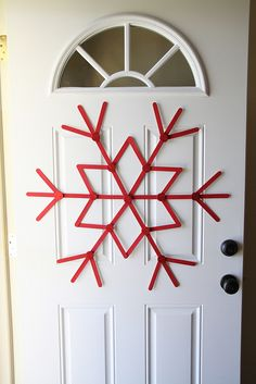 "Snowflake ""Wreath"" by nicolernorman, via Flickr"