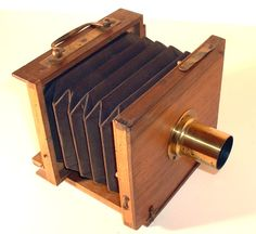 Wood Camera Idea 1 and 2: http://cgi.ebay.com/SOVIET-USSR-OLD-ROAD-18x24cm-WOODEN-CAMERA-FKD-TRIPOD-/150632237705?pt=US_Vintage_Cameras&hash=item2312618a89#ht_5825wt_1396