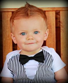 Perfect for a wedding, family event, holiday, or just anyday in the life of a handsome little man! Custom vest and tie colors and patterns available!