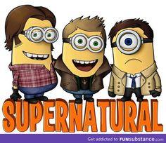 Supernatural minions