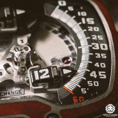 SIHH 2015 Watches: Urwerk UR110 Eastwood