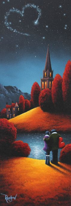 A Romance Made In Heaven by David Renshaw