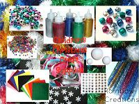 Fav Christmas Craft Supplies for Children....Rainbow Creations - Art and Craft for Children - Blog: