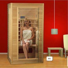 Outdoor Infrared Sauna Portable Indoor Saunas Residential Steam Bath Fir Room