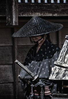 ♂ Silent Assassin by Jason McDonald Japanese Samurai warrior