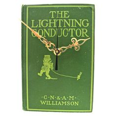 The Lightning Conductor, $78, now featured on Fab.
