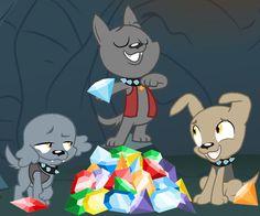 The Diamond Puppies