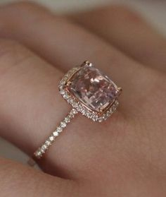 unique engagement rings without diamonds - Google Search