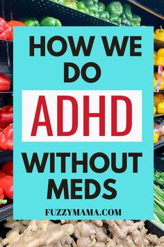Natural Remedies for ADHD | We tried ADHD meds for about 2 years - 7 prescription meds in all, by the time we were done. Not one worked the way it should and the side effects were awful. I've spent a lot of time and money finding what works for us. Get some fresh ideas to try with your ADHD Kiddos.