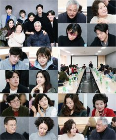 """Updated cast for the upcoming #kdrama """"Father is Strange"""""""