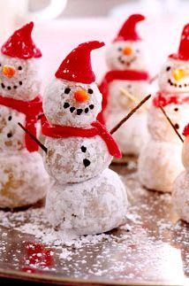 .cookie Snowman