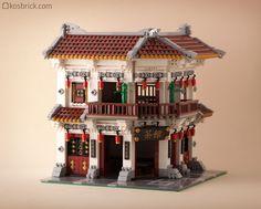 Tea House   by kosbrick