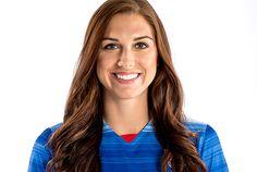 Alex Morgan soccer  first overall Top girl soccer player