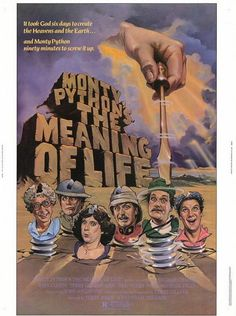 Monty Python's The Meaning of Life Poster
